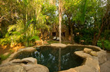 Blyde River Wilderness Lodge - Kimba House Rock Pool