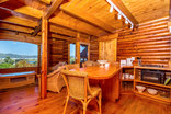 Abalone Lodges - Double Storey Log cabin