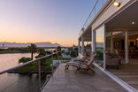 Marina Views - House deck to outside Views