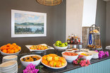 Morgan Bay Hotel - A delicious Continental Breakfast is served every morning in the dining room