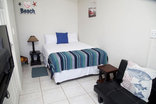 Ansteys Beach Self Catering & Backpackers - SeaBreeze sea view studio unit sleeps 2-3