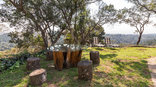 Hillside Guesthouse - Outdoor Dining