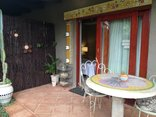Adams Eden Guest House and Self Catering - Golden Bamboo patio