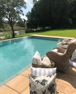 Goedehoop Boutique Manor House - Poolside