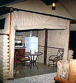 Kalahari Tent Camp - Kgalagadi Park