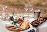 Tambuti Lodge - Game drive snacks