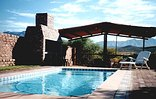 Tonnelkop Self Catering Units - Swimming Pool Area