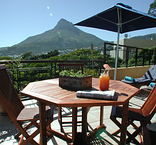 Primi Royal - Pool Deck - Signal Hill in Backgroud
