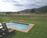 Thaba Manzi Ranch - Pool with a View