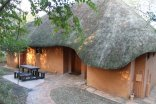 Hilltop Camp - Hluhluwe-Imfolozi Game Park - Entrance to 2-Bed Chalet