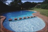 Hilltop Camp - Hluhluwe-Imfolozi Game Park - Swimming pool