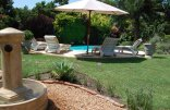 Petite Provence - The pool