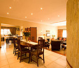 Blackheath Manor Guest House - Reception and Lounge