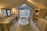 Kapama Karula - Luxury Tent Bathroom