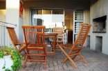 Dreams Self Catering Accommodation - Braai/BBQ area