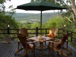 Tatenda Guest House - Deck