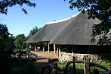 Sibuya Game Reserve - Forest Camp main area