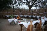 Mohlabetsi Safari Lodge - Boma Dinner