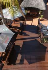 Africa Regent Guest House - Sun Deck