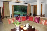 Rivonia Bed & Breakfast - TV lounge by the pool