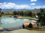 Montusi Mountain Lodge - Swimming Pool