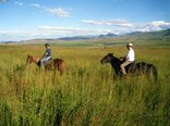 Montusi Mountain Lodge - Horse-ing around in the mountains