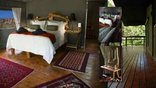 Black Leopard Camp - Luxury Tent interior