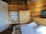 Agulhas National Park - Rest Camp Chalet (CH2) Bedroom