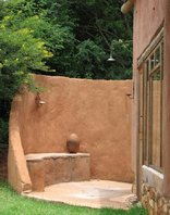 Kurisa Moya Nature Lodge - Thora Boloka Outdoor shower