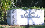 St Lucia Wetlands Guest House - Entrance
