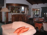 St Lucia Wetlands Guest House - Lounge & Bar Area