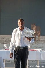 Emanya@Etosha - Friendly staff
