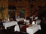 Forest Creek Lodge & Spa - The lodge dining room