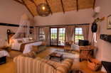 Karoo View Cottages - Ferox No 2 - wheelchair friendly at Karoo View Cottages