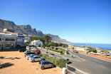 Camps Bay Resort - Views of beach