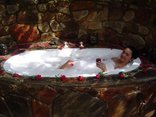 Forest Creek Lodge & Spa - The Bush bath
