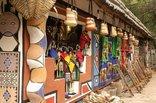Lesedi Cultural Village - Curio Shop