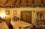 Lesedi Cultural Village - Xhosa Village Interior