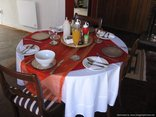 Kenridge Guesthouse - BREAKFAST TABLE