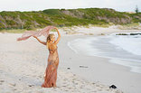 Kennedys Beach Villa - Bride on beach