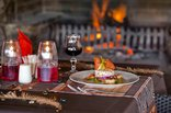 The Springbok Lodge - Fine dining!!!!