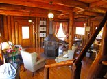 Stanford Lake Lodge - Double Storey Cabin - Lounge / diningroom