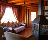 Stanford Lake Lodge - Double Storey Cabin - lounge