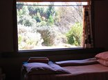 Stanford Lake Lodge - Colleen's Therapy room view