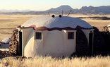 Rostock Ritz Desert Lodge - Rooms from the outside