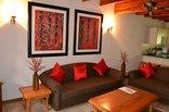 Kruger Park Lodge - Golf Safari SA - Lounge of chalet 233