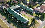 La Mer Lodge - Aerial view