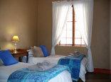 Baviaanskloof - Zandvlakte Farm - Bedrooms