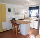 Horizon Holiday Cottages - self catering cabana kitchen