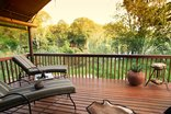 Botlierskop Private Game Reserve - Deck of Tented Suites